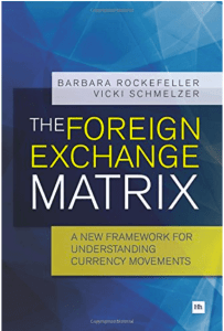 The Foreign Exchange Matrix' is the go-to book for anyone seeking a deeper understanding of the world of foreign exchange. Barbara Rockefeller and Vicki Schmelzer draw on their combined 50 years' experience in foreign exchange to cut through the clutter and provide an elegant and razor-sharp look at this market.